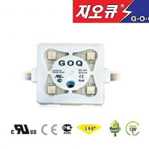 GOQ RGB 4 LED