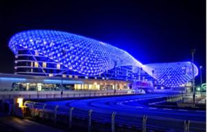 Đèn led chiếu sáng kiến trúc công trình