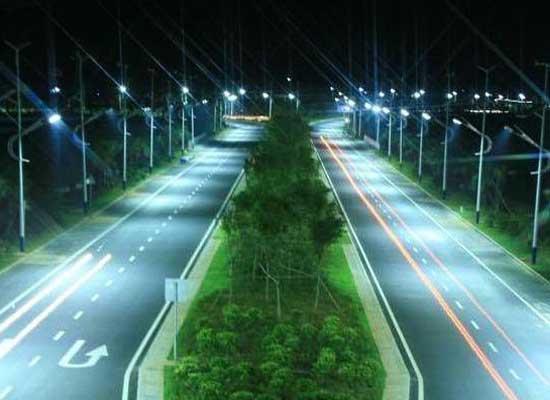 Đèn led trang trí đô thị