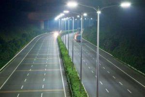 Đèn led chiếu sáng đường phố 2