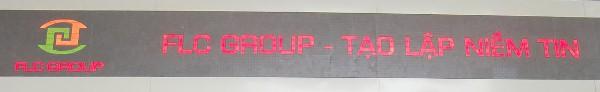 Biển quảng cáo led tại tập đoàn FLC hà nội