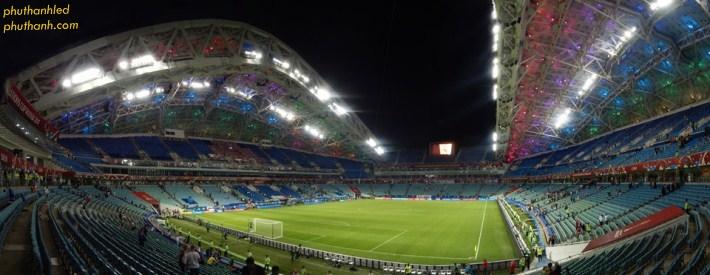 Sân vận động Fisht thành phố Sochi